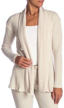 Bobeau B Collection by Erin Button Front Cardigan