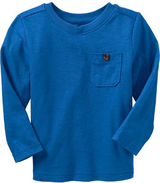 Old Navy Long-Sleeve Tees for Baby