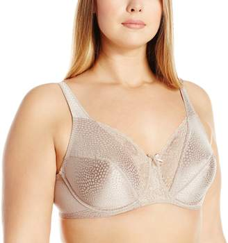 Playtex Women's Secrets Signature Floral Bra