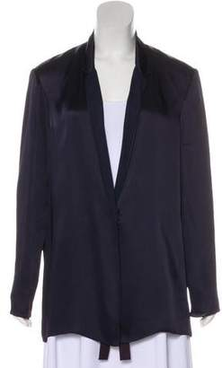 Lanvin Satin Lightweight Jacket