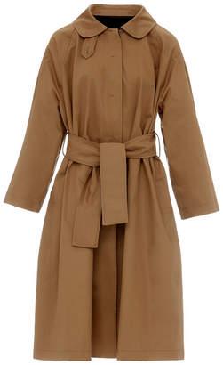Studio Cut Cotton Trench Coat