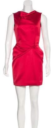 Roland Mouret Sleeveless Sheath Dress
