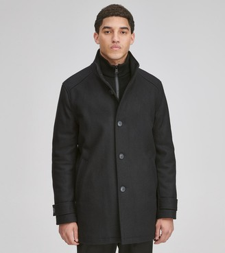 Andrew Marc STRAFFORD WOOL CAR COAT