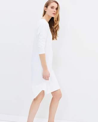 Organic Cotton Long Sleeve Dress
