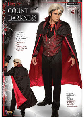 BuySeasons Women Count Darkness Adult Costume