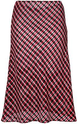 Versace midi skirt