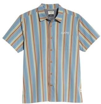 Hurley Capetown Stripe Woven Shirt