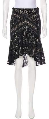 Lover Knee-Length Lace Skirt w/ Tags