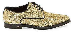 Dolce & Gabbana Women's Sequin Oxford