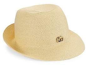 Gucci Women's Straw Hat