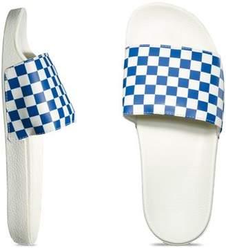 Checkerboard Slide-On