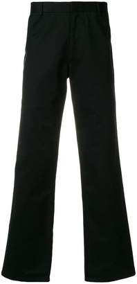 Fred Perry tape detail trousers