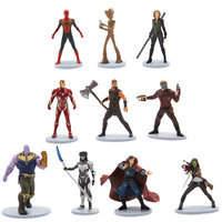 Disney Marvel's Avengers: Infinity War Deluxe Figure Set