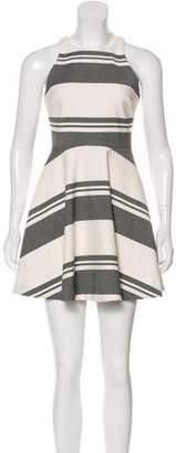 Elizabeth and James Stripe Sleeveless Dress