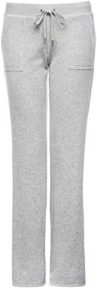 Juicy Couture Bling Velour Del Rey Pant