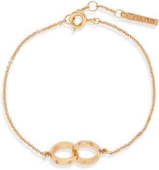 Olivia Burton The Classics Double Ring Chain Bracelet