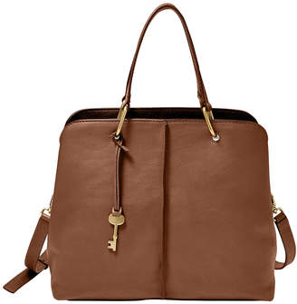 Fossil Zb7471200 Lane Double Handle Satchel