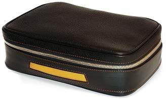 Acqua di Parma Tournée Business Leather Flat Beauty Case