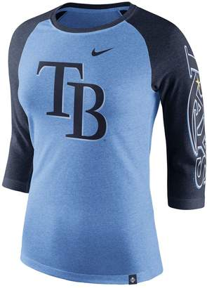 Nike Women's Tampa Bay Rays Triblend Tee