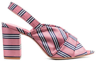 H&M Satin sandals - Pink