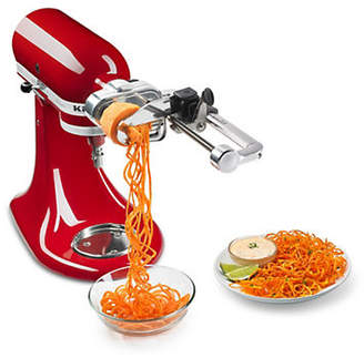 KitchenAid Spiralizer with Peel Core and Slice - Stand Mixer Attachment