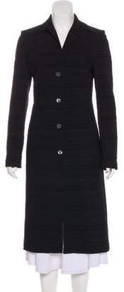 Dolce & Gabbana Textured Long Coat