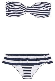 Dolce & Gabbana Striped bikini