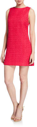 Alice + Olivia Clyde Sleeveless A-Line Shift Dress