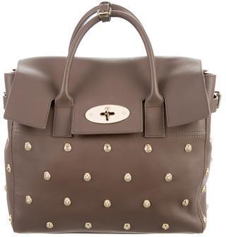Mulberry Lion Rivet Cara Bag $1,595 thestylecure.com