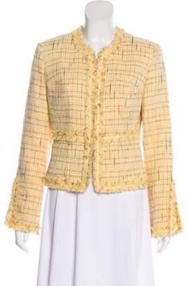 Alberto Makali Tweed Knit Jacket