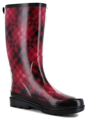 Western Chief Charming Check Rain Boot