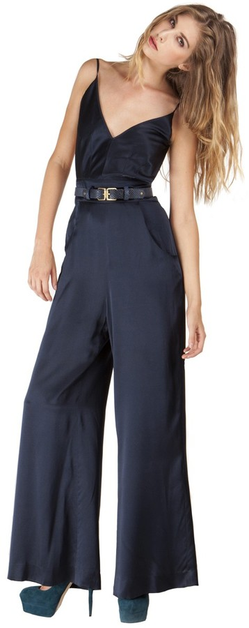 Contrarian Bette Bibb Jumpsuit