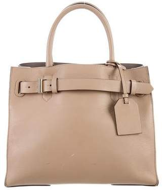 Reed Krakoff Leather Belted Tote