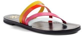 Tory Burch Patos Leather Sandal