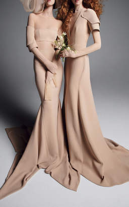 Vera Wang Oksana A-line Gown
