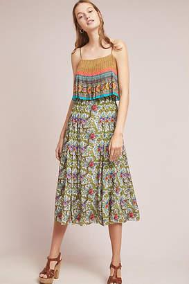 Tanvi Kedia Zavora Beaded Maxi Dress