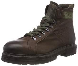 Replay Men's Holman Combat Boots