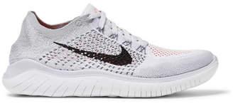 Nike Running Free Run 2018 Flyknit Sneakers