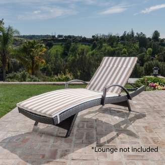 Co Darby Home Indoor/Outdoor Chaise Lounge Cushion