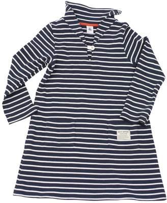 Petit Bateau Navy Cotton Dress