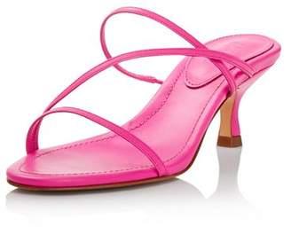 002fe6d7575c Schutz Women s Evenise Kitten Heel Sandals
