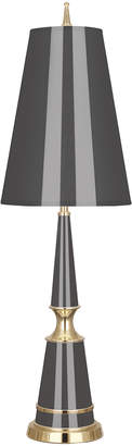 Jonathan Adler Versailles Table Lamp with Painted Shade