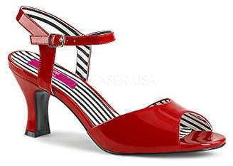 Pleaser USA Pink Label Women's Jenna09/r Dress Sandal