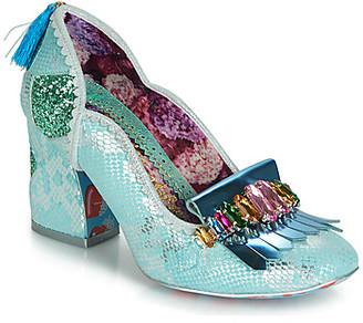 Irregular Choice AMORGOS women's Heels in Blue