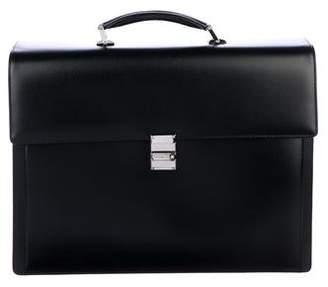 Montblanc Meisterstück Triple Gusset Briefcase