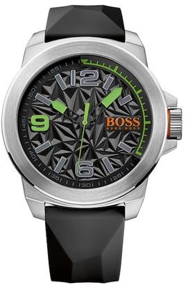 HUGO BOSS Men's New York Quartz Watch $145 thestylecure.com