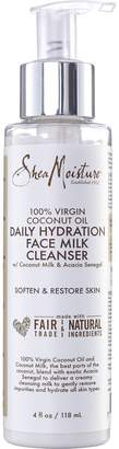 Shea Moisture Sheamoisture 100% Virgin Coconut Oil Daily Hydration Facial Milk Cleanser
