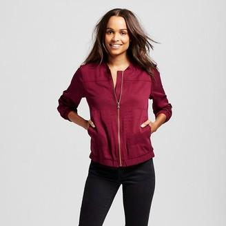 Merona Women's Bomber Jacket $29.99 thestylecure.com