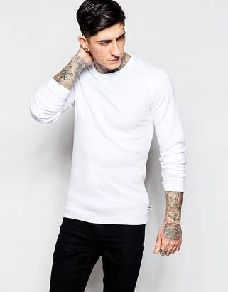 Lindbergh T-Shirt with Long Sleeves