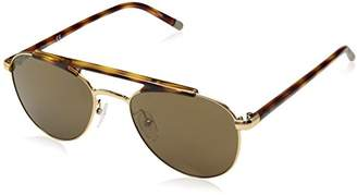 Calvin Klein Men's Ck1220s Aviator Sunglasses
